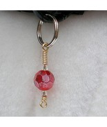 Dog collar charm - Petit Pup Bling, handmade wi... - $7.50