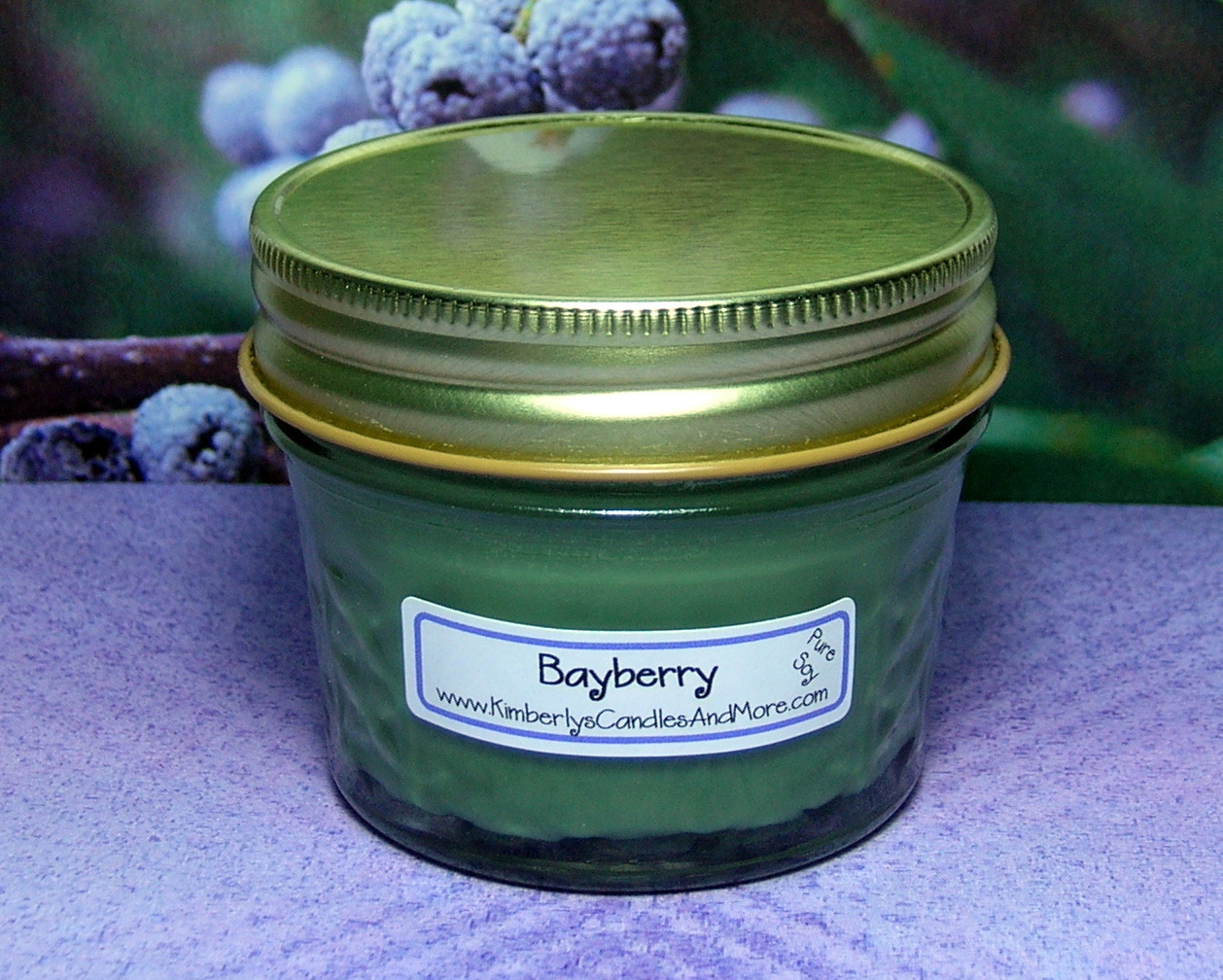Jelly jar small bayberry 1 8x10