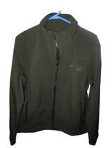 Coca-Cola  Softshell Waterproof jacket Amazon Green Medium- BRAND NEW - $113.85