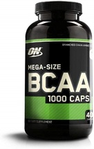 Optimum Nutrition Instantized Bcaa Capsules, Keto Friendly Branched Chain - $110.53