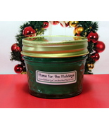 Home for the Holidays PURE SOY 4 oz. Jelly Jar Cand - $5.25