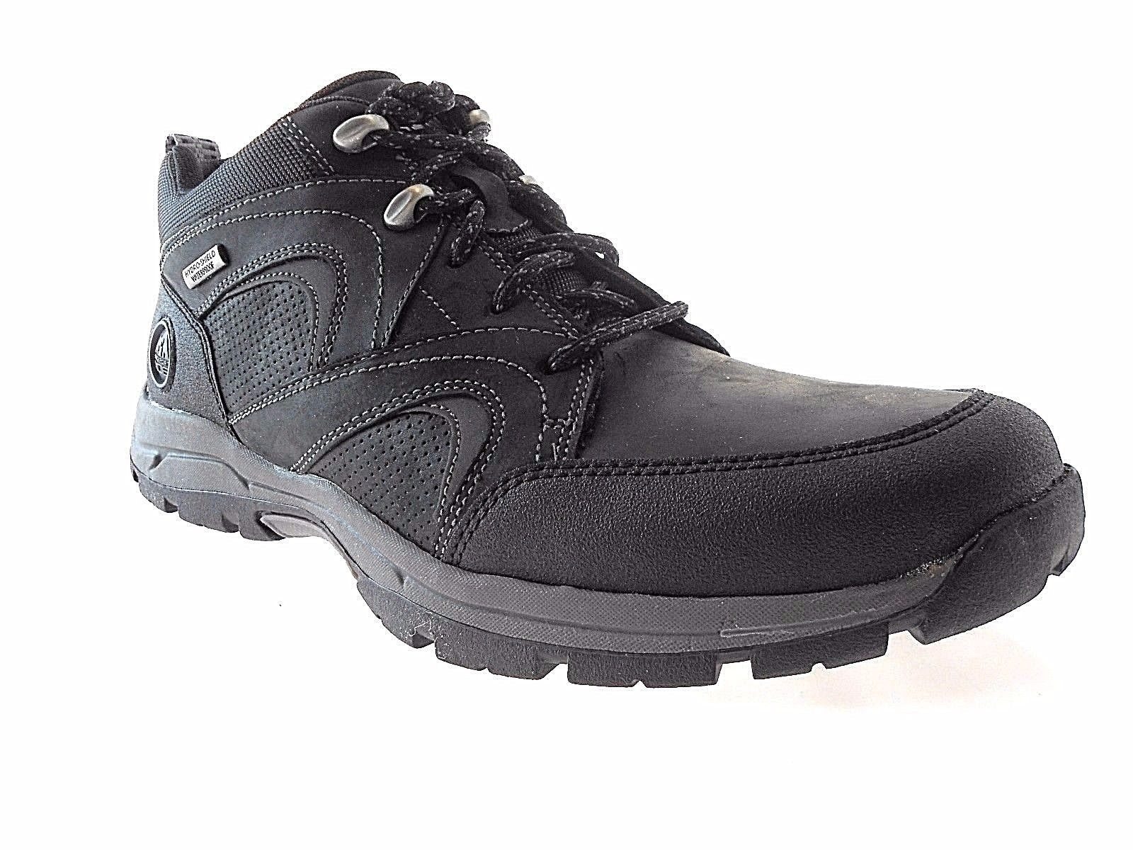 Primary image for ROCKPORT ROAD&TRAIL WP MDGD MEN'S BLACK NUBUCK WATERPROOF BOOTS M79561