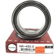 NIB CONSOLIDATED BEARINGS NA-4913 BALL BEARING NEEDLE ROLLER 90X25X65MM NA4913