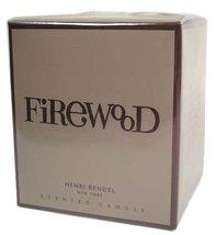 Henri bendel firewood candle thumb200