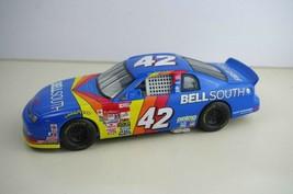 Vintage Mattel 1:24 Die Cast  car nascar #42 Bell South 1997 Joe Nemechek  - $13.61
