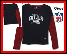 BUFFALO BILLS FOOTBALL KIDS RBK SHIRT/ALT JERSEY NEW L - €16,03 EUR
