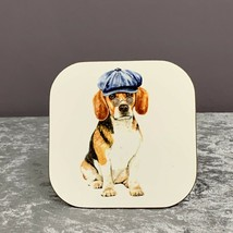 Beagle Dog Coaster,Gifts For Dog Lovers,Mothers Day Gifts,Beagle,Dog,Gifts - $5.45