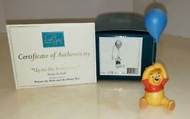 Walt Disney Classics - Winnie The Pooh - Up To The Honey Tree Ornament - MIB - $27.00
