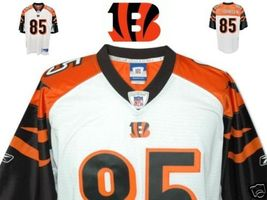 Cincinnati Bengals Chad Johnson Jersey Xl Free Shipping - $27.36