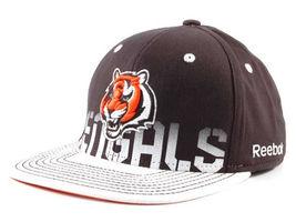 Cincinnati Bengals Football Hat Cap Sideline Reebok Fit - £14.93 GBP