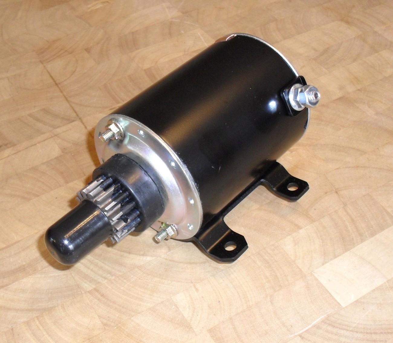 Tecumseh OHV13, OVXL120, MTD, Yardman, Yardmachine electric starter 36680, 36463