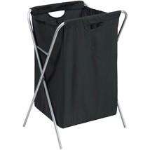Honey-can-do X-frame Fold-up Hamper HCDHMP01635 - $43.34