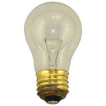 REPLACEMENT BULB FOR SYLVANIA 15A15/CL/RP 120V, WESTINGHOUSE 04011, 040110 - $14.10