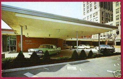DETROIT MICHIGAN Auto Bank of Commonwealth Cars