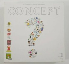Concept Party Board Game by Repos Quiz Riddle EUC - $16.82