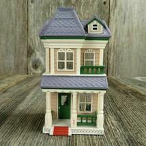 Vintage House On Main Street Christmas Ornament Hallmark Nostalgic House... - $76.99
