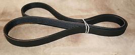 Nuovo 105cm 8 Coste Nervatura con Cintura Centrale Macchinario 33cm Pial... - $19.58