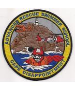 USCG Advanced Rescue Swimmer School Cape Disappointment Patch  - $9.99