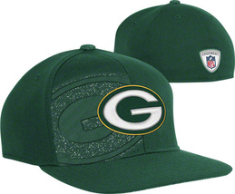 Green Bay Packers Free Shipping Hat Cap 2 Nd Season Wool L/Xl Fit Reebok Mens  - $19.34