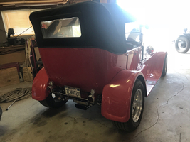 1926 Ford Model T Touring For Sale In MIRA LOMA, CA 92509 image 6
