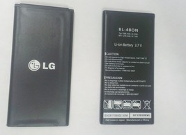 New OEM LG OPTIMUS M+ Plus MS695 Battery BL-48ON BL-480N EAC61758502 00M... - $14.84