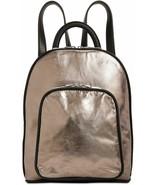 INC International Concepts Farahh 2 Nylon Backpack, Metallic Pewter $70 - $24.57