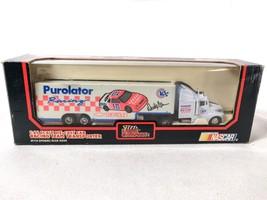 Racing Champions #10 Derrike Cope NASCAR Purolator 1:64 Team Transport 1992 - $22.50