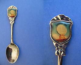SUDBURY Ontario Souvenir Collector Spoon Collectible BIG NICKEL MINING - $5.95