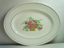 Wedgwood Belmar Oval Platter - $38.09