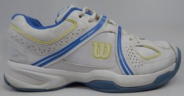 Ireland Wilson NVision Envy Size 8.5 M (B) EU 40 1/3 Women's Tennis Court Shoes