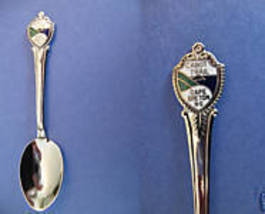 CAPE BRETON Nova Scotia Souvenir Collector Spoon CABOT TRAIL Collectible - $5.95