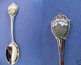BARKERVILLE BC. Souvenir Collector Spoon Collectible HISTORICAL CHURCH - $4.95