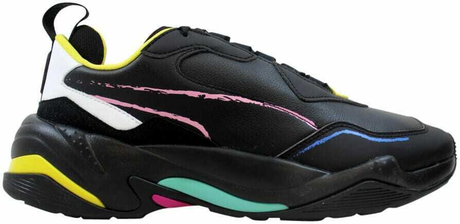 Puma Thunder Bradley Theodore Puma Black 369394 01 Men's Size 10