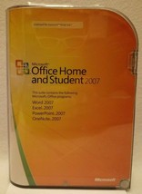 Microsoft Office 2007 Home and Student - $29.65