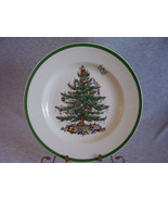 Spode China Christmas Tree Dinner Plate - $38.00