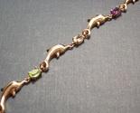 Dolphin bracelet close up thumb155 crop