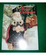 The Needlecraft Shop Father Christmas in Plastic Canvas - $6.00