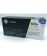 HP Laserjet 502A Yellow Q6472A Sealed Genuine  - $19.99