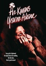 """He Knows You""""re Alone (1980) [New DVD] Manufactured On Demand, Mono Soun... - $43.60"""