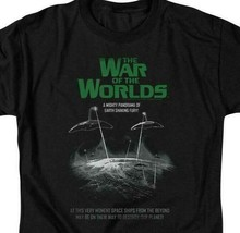The War of the Worlds t-shirt A Mighty Pandrama retro 50s graphic tee PAR538 image 2