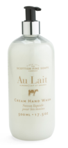 SCOTTISH FINE SOAPS 17.5oz Au Lait Almond Hand Wash - $17.86