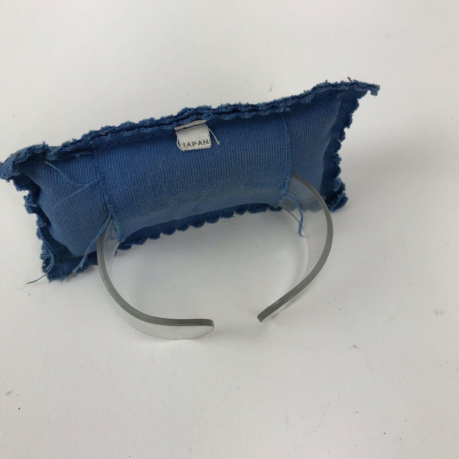 Vintage Japan Wrist Pincushion Sewing Collectible image 4