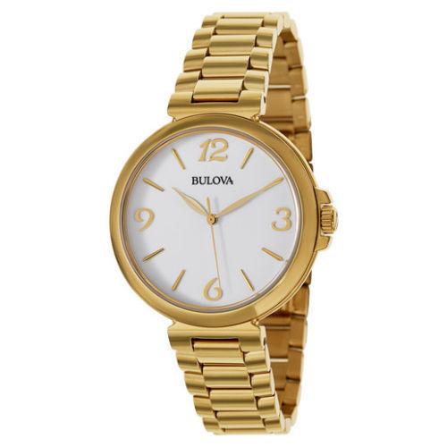Bulova Classic Women's Quartz Watch 97L139 - $130.89