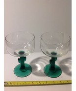 Set of 2 Cactus Margarita Glasses 16oz Great for Parties - $11.88