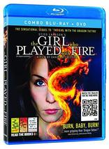 The Girl Who Played With Fire [Blu-ray + DVD]