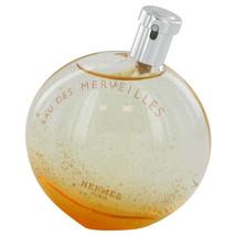 Hermes Eau Des Merveilles Perfume 3.4 Oz Eau De Toilette Spray image 1