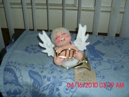 Annalee Angel Doll - Excellent Used Condition With Tags - 1991 - $9.79