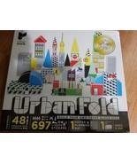 Urban Fold Build Your Own Paper Block City Paper Punk - $29.39