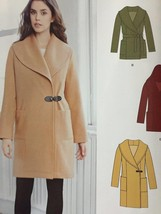 Simplicity Sewing Pattern 1067 Ladies Misses Unlined Coat & Jacket Size ... - $16.02