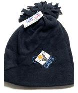 Cleveland Cavaliers Vintage NBA Cuffless Fleece Tassel Hat (New) By Drew... - $24.99